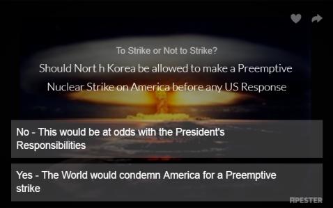 Nuclear Poll